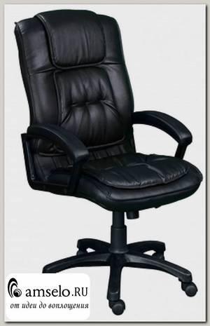 """Кресло """"Уокер"""" (Кожзам чёрный/Пластик)"""