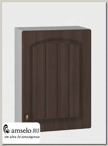 "Шкаф 500 ""Белучи"" (МДФ) (Орех бразильский)"