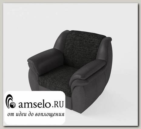 Кресло Дакота (Рогожка Savana Grey/Кожзам. матовый 103)