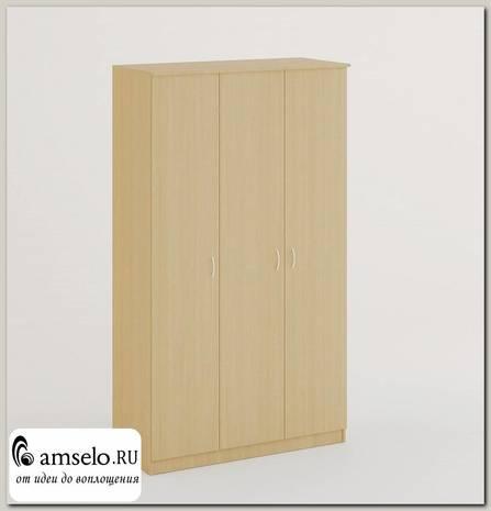"""Шкаф распашной 3-х дверный """"Рики"""" (Белёный дуб)"""