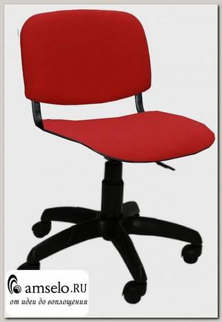 """Кресло """"Кевин"""" (Ткань красная/Пластик ) А-Иг/л"""