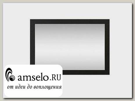 "Зеркало навесное ""Rosa"" (МДФ) (Венге)"