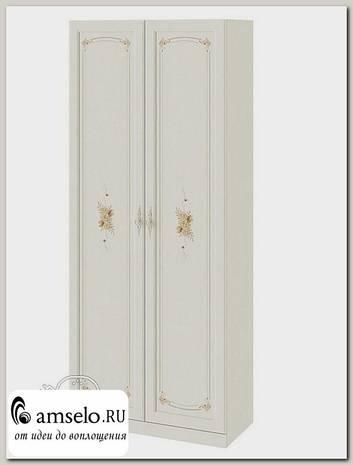 "Шкаф 2-х дверн. ""Stefania"" (МДФ)(Штрихлак )"