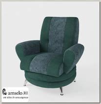 Кресло Torta (Велюр Glance Twiddle Mint (AT)/Велюр Glance Mint (AT))