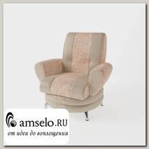 Кресло Torta (Велюр Велюр Astrum Desert (AT)/Экокожа Teos Cream (AT))