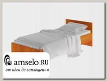 """Кровать 800 """"Лаворо"""" (Орех Миланский) D_Italy"""