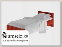 """Кровать 800 """"Лаворо"""" (Орех Итальянский) D_Italy"""