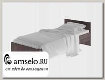 """Кровать 800 """"Лаворо"""" (Ясень Анкор темный) D_Italy"""