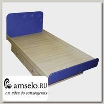 """Кровать с ящиками """"Томми"""" (Парус)"""