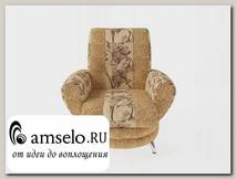 Кресло Torta (Замша Сюита кор./Замша Дождь кор.)