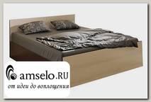 """Кровать 1600 """"Роби"""" (Венге/Лоредо)"""