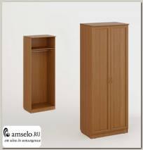"""Шкаф распашной 2-х дверный штанга """"Рики"""" (рамочный)(Бук)"""