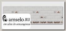 """Фартук 3000x610/1,5мм """"Кьянти"""" (№39)"""
