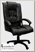 "Кресло superiore ""Максвелл"" (Кожзам чёрный/Пластик)"
