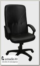 """Кресло """"Ньютон"""" (Кожзам чёрный/Пластик) А-Ф2"""