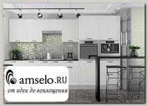 "Кухня 3,2 ""Сканди"" (МДФ) (Липа Белый)"