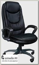 """Кресло """"Франклин"""" (Кожзам чёрный/Пластик) А-CX/0068Н"""