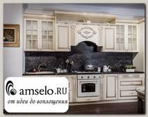 """Кухня 3,3 """"Маэстро"""" (МДФ) (Крем глянец/Патина/Лак) UgVr"""