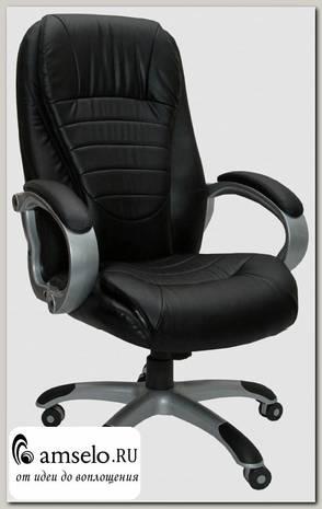 """Кресло """"Франклин"""" (Кожзам чёрный/Пластик) А-CX/0102H"""